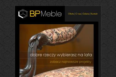 BP Meble. Bogumił Podlewski - Meble Kuchenne Sulejów