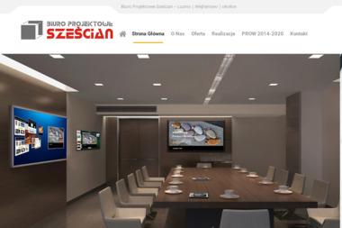 Biuro Projektowe Sześcian Agnieszka Swobodzińska - Adaptacja projektów Luzino