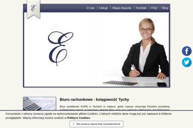 Biuro rachunkowe Euro Elżbieta Ek - Biuro rachunkowe Tychy