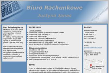 Biuro Rachunkowe Justyna Janas - Biuro rachunkowe Piekary Śląskie