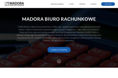 Madora S.C. Biuro Rachunkowe Dorota Hasso Agopsowicz Joanna Koremba - Biuro Rachunkowe Kłodzko