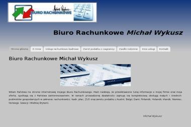 Biuro Rachunkowe Michał Wykusz - Biuro rachunkowe Myszków