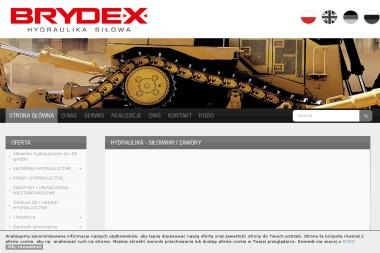 FPH Brydex Sp. z o.o. - Hydraulik Chocznia
