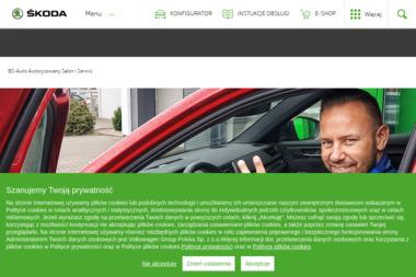 BS-AUTO. Autoryzowany Dealer Skoda - Leasing Samochodów Dostawczych Grudziądz