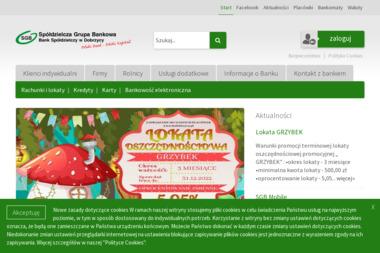 Bank Spółdzielczy w Dobrzycy - Doradztwo Kredytowe Dobrzyca