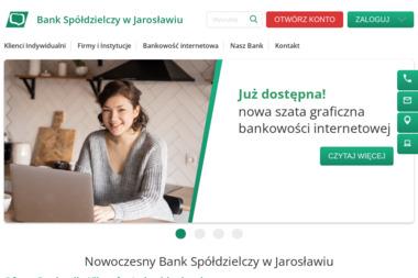 Bank Spółdzielczy - Kredyt hipoteczny Jarosław