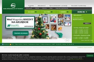 Bank Spółdzielczy w Tychach - Kredyt hipoteczny Tychy