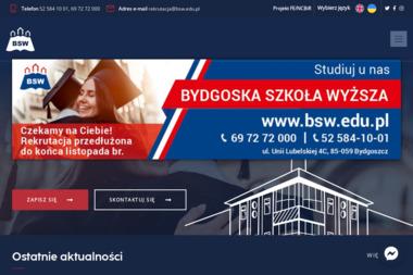 Bydgoska Szkoła Wyższa - Dietetyk Bydgoszcz