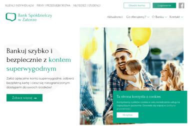 Bank Spółdzielczy w Zatorze - Pośrednicy Kredytowi Zator