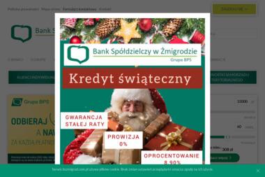 Bank Spółdzielczy w Żmigrodzie (Wydział Kredytów) - Kredyt dla firm Żmigród