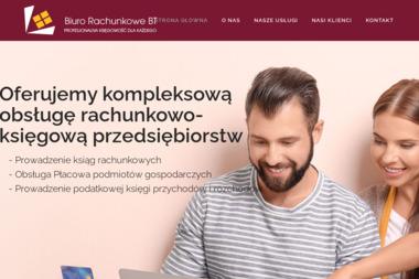 Biuro Rachunkowe BT. Tadeusz Berczyński - Usługi finansowe Czaplinek