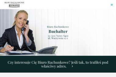 Biuro Rachunkowe Buchalter. Agata Mika - Usługi Księgowe Nowy Sącz
