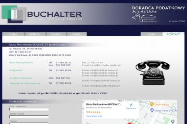 Biuro Rachunkowe BUCHALTER Jolanta Licha - Finanse Mielec
