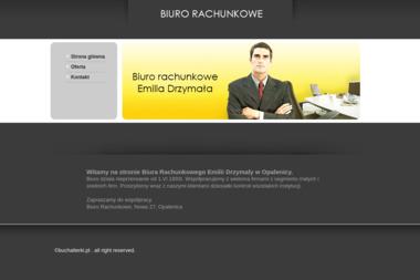 Biuro Rachunkowe Emilia Drzymała. Księgowość spółek, księgi przychodów i rozchodów - Usługi finansowe Opalenica
