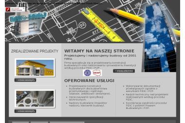 Bud Proj Czajkowski Andrzej - Projekty Domów Parterowych Chełmno