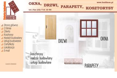 PHU Budikem Arkadiusz Kępka - Okna PCV Raszyn