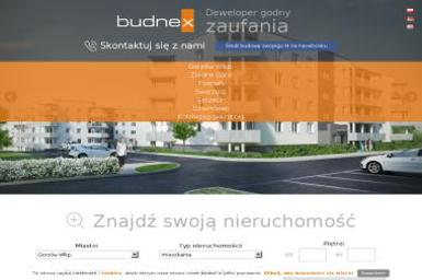 DOM - Budnex Sp. z o.o. - Murowanie ścian Gorzów Wielkopolski