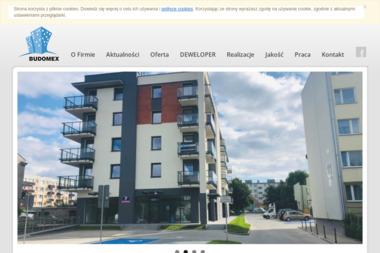 Budomex Sierpc Sp. z o.o. - Budowa domów Sierpc