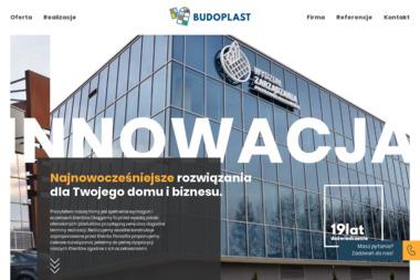 BUDOPLAST Producent stolarki aluminiowej - Okna PCV Jasło