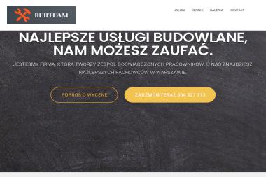 Budteam Łukasz Słowik Daniel Dymek S.C. - Skład budowlany Żywiec
