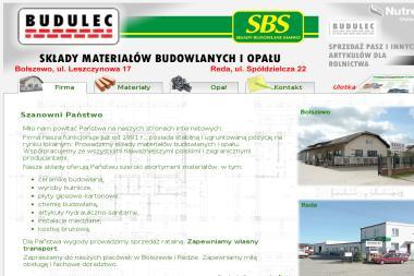 Budulec Sp. z o.o. - Market Budowlany Bolszewo