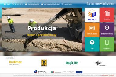 Budwoj Sp. z o.o. Spółka Komandytowa - Wykopy Pińczów