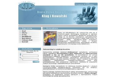 Biuro Usług Ekonomicznych Kik Łukasz Klag Jacek Kowalski S.C. - Biuro rachunkowe Opole