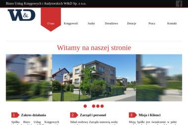 Biuro Usług Księgowych i Audytorskich W&D Sp. z o.o. - Biuro rachunkowe Racibórz