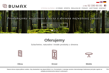 Bumax Grzegorz Heyka - Stolarka Okienna PCV Dolna Grupa