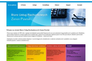 Biuro usług rachunkowych Zenon Pawlak - Rachunkowość Legionowo