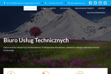 Butech Biuro Usług Technicznych Czesława Błaszczyk - Budowa Domów Chełm