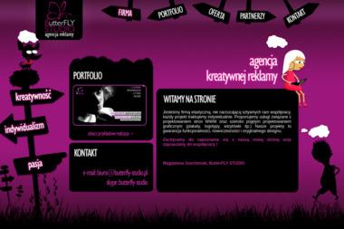 ButterFly Studio - Usługi Reklamowe Konstantynów Łódzki