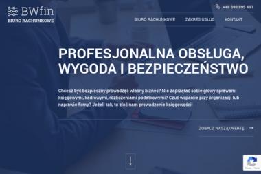 Bwfin Biuro Rachunkowe Wojciech Bacior - Windykacja Będzin