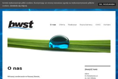 BWST Olejniczak Sebastian Szlaski Artur S.C. - Projekty Domów Parterowych Grodzisk Mazowiecki
