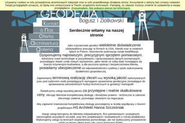 Marek Ziółkowski Usługi Geodezyjne - Geodeta Wejherowo