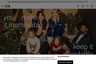 C&A (Galeria Drukarnia) - Odzież damska Bydgoszcz