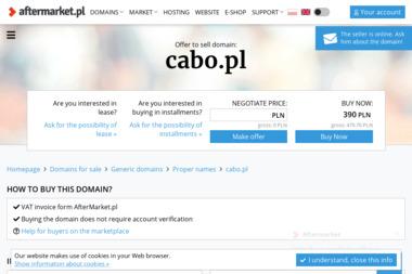 Cabo Pl Anna Okińczyc - Drukowanie Jenin