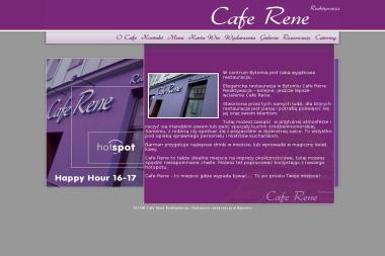 Restauracja Cafe Rene - Catering Na Chrzciny Bytom