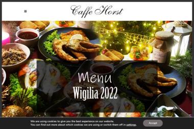 Caffe Horst W.Kościelny. Imprezy okolicznościowe, wesela - Catering Świąteczny Bytom