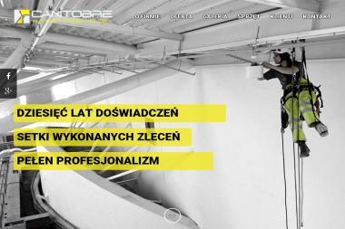 CANTOBRE Alpinizm Przemysłowy Michał Jędrzejewski - Firma Odśnieżająca Dachy Oborniki Śląskie