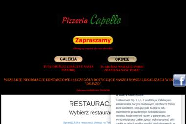 Pizzeria Capello. Sławomir Maj - Gotowanie Świętochłowice