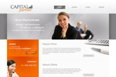 Adamus Aleksandra Biuro Rachunkowe Capital Partner - Biuro rachunkowe Sułkowice