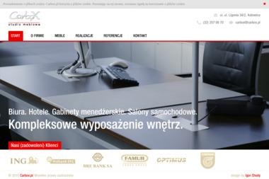 Studio Meblowe Carbox - Projektowanie Wnętrz Katowice