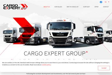 Cargo Expert Sp. z o.o. - Transport busem Nowy Tomyśl