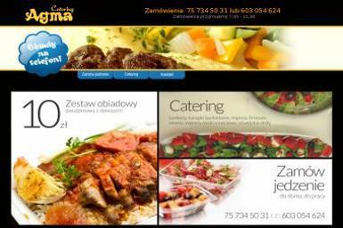PHU Agma Agnieszka Mancewicz Stopyra - Catering Bolesławiec