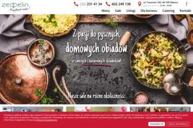 Design Catering. Obiady, abonamenty - Gotowanie Gliwice