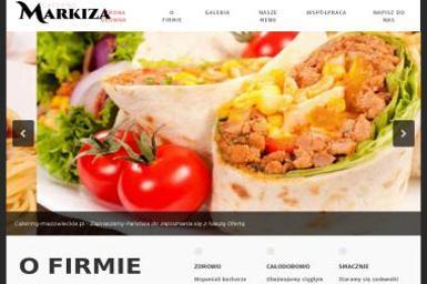 Catering Markiza - Usługi Kulinarne Zakroczym