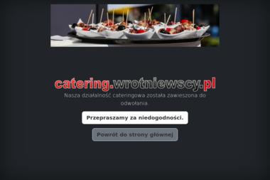 Catering Wrotniewscy - Firma Cateringowa Koszalin