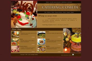 Anna Bolek Catering Cometa - Firma Gastronomiczna Nowa Wieś