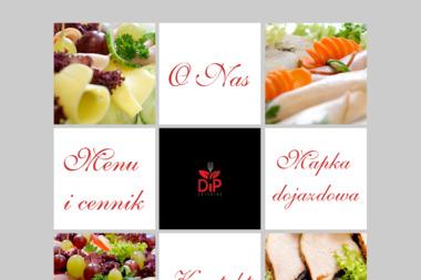 Catering Dip Kinga Dechnik - Catering świąteczny Stary Widzim